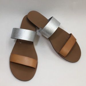 J.Crew Leather Sandals